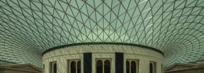 British Museum by John Tillotson
