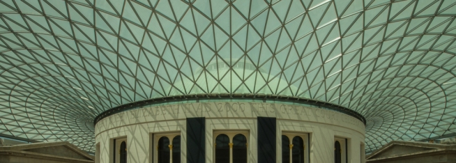 British Museum by John Tillotson