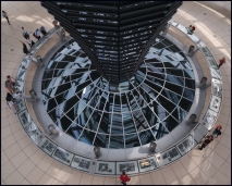 Reichstag Roulette by Kath Brown