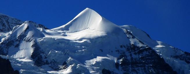 Swiss Alps by Richard Turner